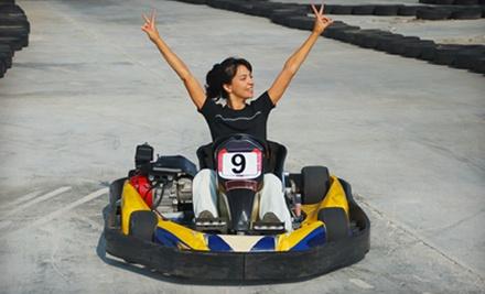 Junior Membership Good on Tuesday-Thursday (a $30.52 value)  - Rockstar Racing in Baton Rouge