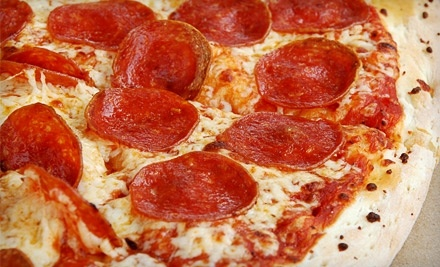 $15 Groupon to Papa's Pizza - Papa's Pizza in Foley