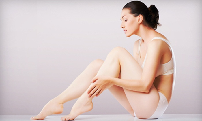 Laser & Aesthetic Medical Center, PC - Manalapan: Laser Hair Removal at Laser & Aesthetic Medical Center, PC in Manalapan (Up to 85% Off). Three Options Available.
