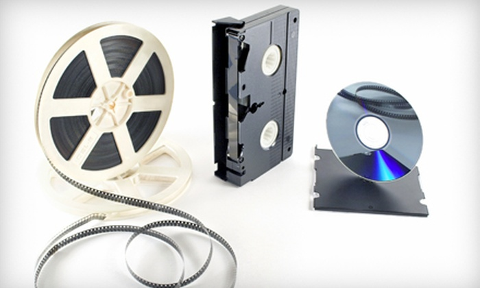 Glory Years - Evendale: Media Transfers to DVD from Glory Years. Three Options Available.