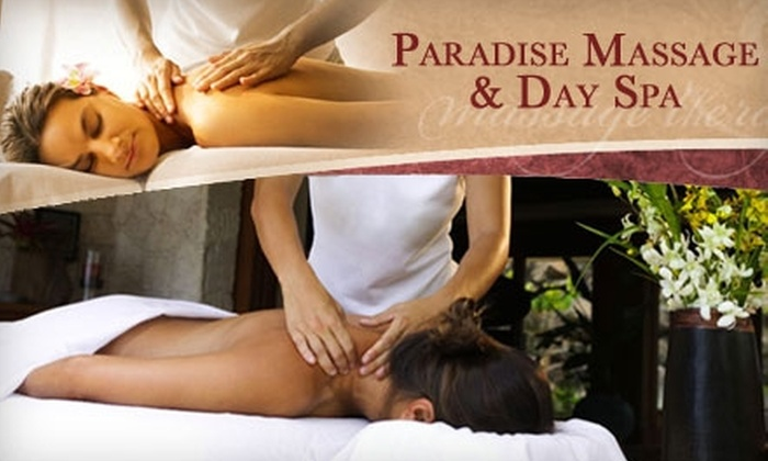 Paradise Massage and Day Spa - Treasure Island: $35 for a 65-Minute Swedish Relaxation Massage at Paradise Massage and Day Spa in Treasure Island ($74 Value)