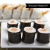 Sushi Meal for Two or Four at Shinju Sushi