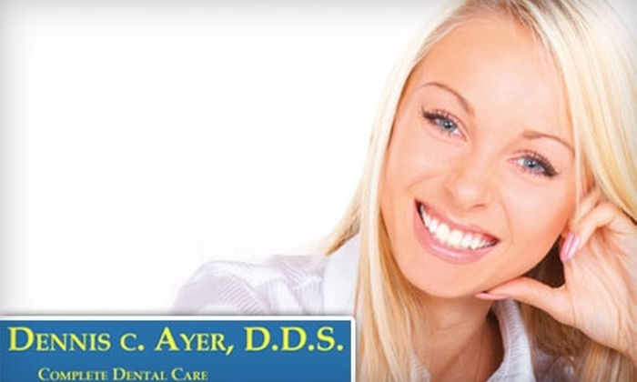 Dr. Dennis C. Ayer at Complete Dental Care - Marshall Crossing: $120 for Up to 20 Units of Botox by Dr. Dennis C. Ayer at Complete Dental Care (Up to $240 Value) in Lenexa