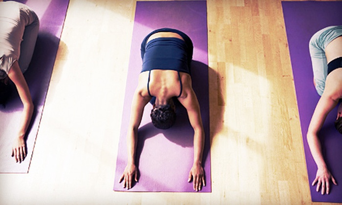 The Yoga House of Charleston - Charleston: 10 Yoga Classes or 40 Days of Unlimited Yoga at The Yoga House of Charleston (Up to 68% Off)
