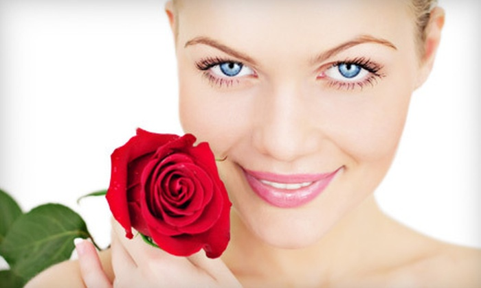 Refresh Center for Wellness & Cosmetic Therapy - Franklin Park: $37 for a Valentine's Day–Themed Fruit, Floral, and Chocolate Facial at Refresh Center for Wellness & Cosmetic Therapy ($75 Value)