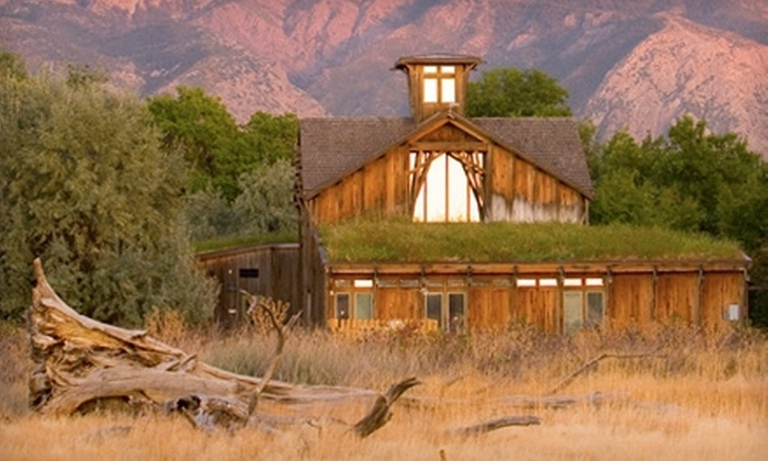 Ogden Nature Center - Ogden: $22 for One-Year Family Membership ($45 value) or $6 for Family Day Pass ($12) to Ogden Nature Center