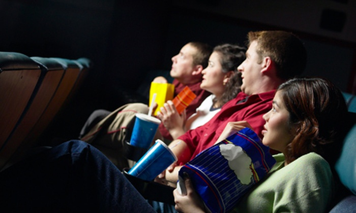 Raleighwood Cinema Grill - North Raleigh: Movie Outing for Two or Four at Raleighwood Cinema Grill (Up to 62% Off)