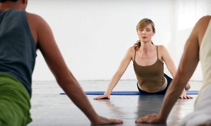 Lilac Healing Center - Nashville: Five Fitness Classes or Swedish Massage at Lilac Healing Center