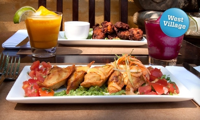 Agave - West Village: $20 for $40 Worth of Southwestern Fare and Drinks at Agave