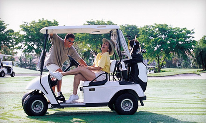 Birkdale Golf Club - Redcliffe: 18-Hole Golf Outing with Cart Rental for One, Two, or Four at Birkdale Golf Club in Huntersville (Up to 54% Off)