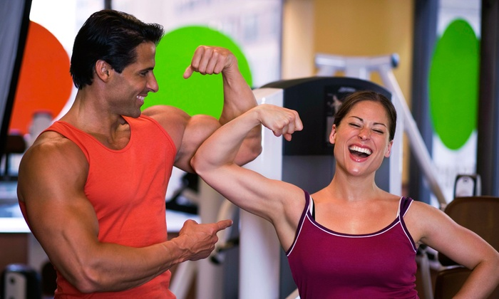 InForm Fitness Toluca Lake - InForm Fitness Toluca Lake: Three or Six Personal-Training Sessions and an Initial Consultation at InForm Fitness Toluca Lake (Up to 79% Off)