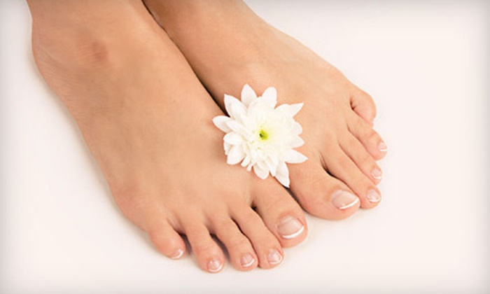 Molly S. Judge, DPM - Multiple Locations: Laser Nail-Fungus Treatment for One Foot or Both Feet, or Custom Orthotics from Molly S. Judge, DPM (Up to 71% Off)