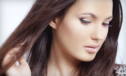 Haircut and Style (a $35 value) - Flip Salon & Boutique in Milford