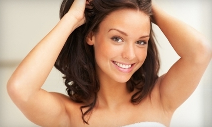 Skin Matters - North Buckhead: Six Laser Hair Removal Sessions at Skin Matters (Up to 93% Off). Four Options Available.