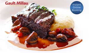 Hayes St Wharf Bistro: Six-Course French Banquet for Two ($99) or Four People ($196) at Hayes Street Wharf Bistro (From $396 Value)