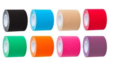 Kinesiology Tape in Choice of Colour from £3.98
