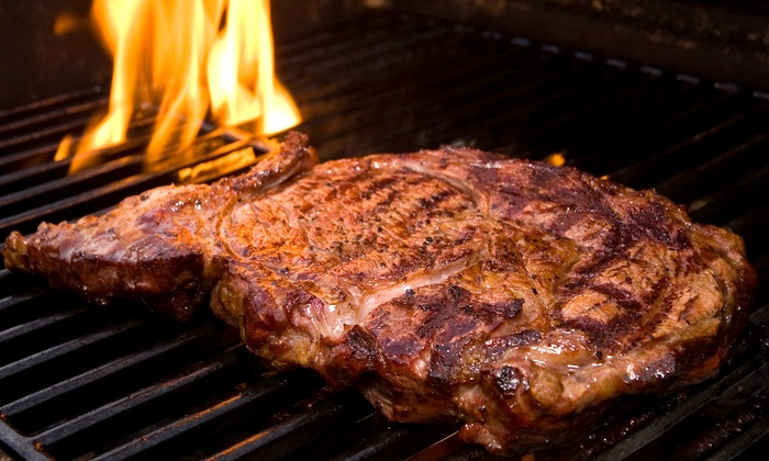 Rockhouse Live - Memphis: Flame Grill Cuisine at Rockhouse Live (50% Off). Two Options Available.