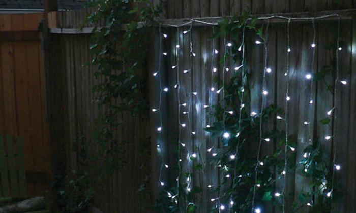 String Lights Vistaprint : Dual Color Curtain String Light Groupon Goods