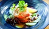 Chiso Restaurant - Fremont: Late-Night Happy Hour or a Sushi Dinner with Dessert and Sake for Two or Four at Chiso (Up to 55% Off)