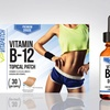 30-Day Supply of Vitapatch B-12 Slimming Patch and Bonus B-12 Drops