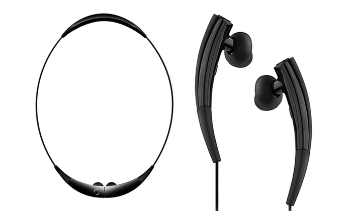 Samsung Gear Circle Wireless Bluetooth Headset Refurbished Groupon