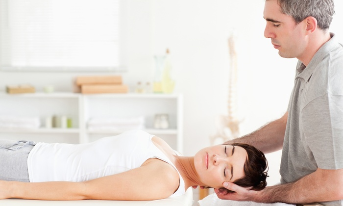 Fulk Chiropractic - Olathe: $39 for a Chiropractic Exam, X-rays, and One Adjustment at Fulk Chiropractic ($428 Value)