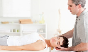 Elements Chiropractic: Chiropractic Package with One or Three Treatments at Elements Chiropractic (78% Off)