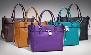 MMKF Padlock Women's Handbag