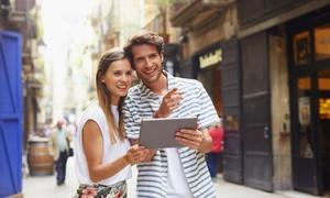 Stadthelden: iPad-Rallye für ein, zwei oder vier Personen mit Stadthelden (bis zu 61% sparen*)