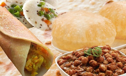 Up to 40% Off Indian Cuisine at India Food and Spices