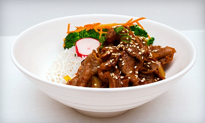 Chan Bistro - Spokane Valley: $9 for $18 Worth of Contemporary Asian Fare at Chan Bistro