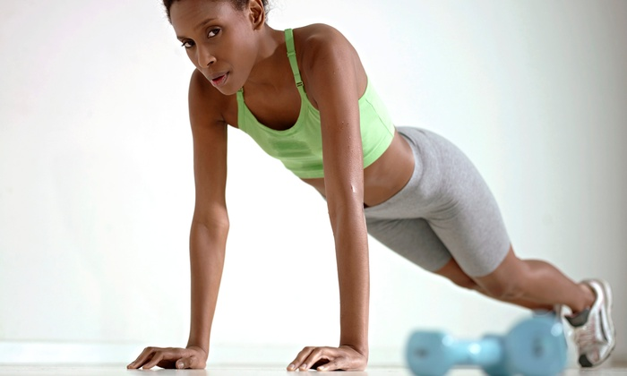 """Fitness """"R"""" Us - Auburndale: 3, 6, or 12 Sessions at Fitness """"R"""" Us (Up to 74% Off)"""