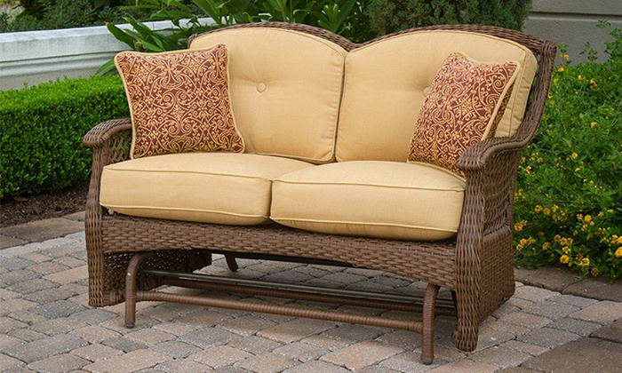 Weiss Ace Hardware - IN-STORE PICKUP: $599.99 for a Porch Glider with In-Store Pickup at Weiss Ace Hardware ($999.99 Value)