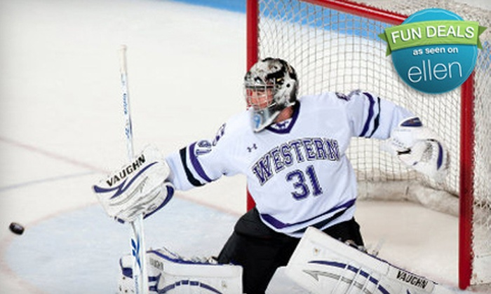 University of Western Ontario Mustangs - Medway: 5 or 10 Tickets to University of Western Ontario Mustangs Games at Thompson Recreation & Athletic Centre (Up to 56% Off)