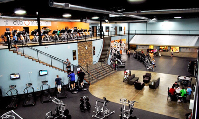 Club 7 Fitness - Mall at Fall Creek: $35 for 10 Group Fitness Classes and Gym Access at Club 7 Fitness in Blue Springs (Up to $150 Value)