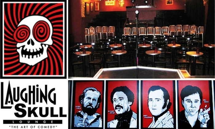 Laughing Skull Lounge - Midtown: $10 Comedy Tickets at Laughing Skull Lounge