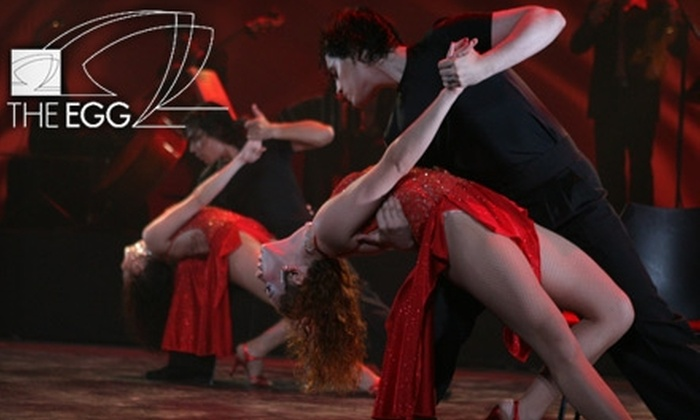 The Egg - Capitol Hill: $28 for Two Tickets to Tango Fire at The Egg (Up to $56 Value)