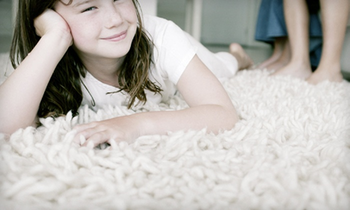 Mundae Cleaning Services - Houston: Three Rooms of Carpet Cleaning with Optional Air-Duct Cleaning from Mundae Cleaning Services (Up to 84% Off)