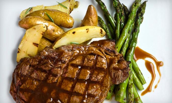 Four Moons Restaurant - Orangeburg: Modern American Dinner Cuisine at Four Moons Restaurant in Orangeburg
