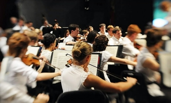 Brevard Music Center - Brevard: $30 for Two Adult Tickets to an Opera or Orchestra Performances at Brevard Music Center (Up to $80 Value)