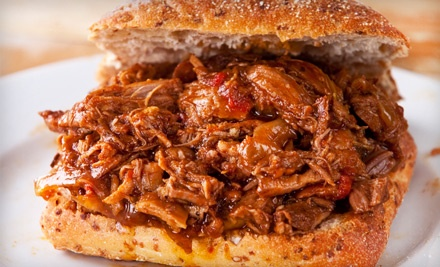 $16 Groupon for Lunch - Pig Shak BBQ in Gluckstadt