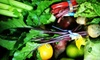 52% Off Local Produce Membership and Food Basket