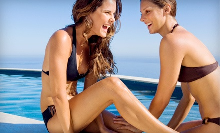 10 Level 1 Tanning Sessions - Maui Tan in Clinton Township