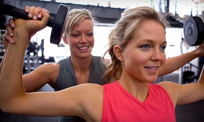 Precision Health and Fitness - North Bethesda: $49 for Three Half-Hour Personal-Training Sessions at Precision Health and Fitness in Bethesda ($180 Value)