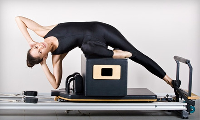 Pilates in Guelph - Guelph: Four Mat or Reformer Classes, or Four Weeks of Unlimited Mat Classes at Pilates in Guelph (Up to 65% Off)