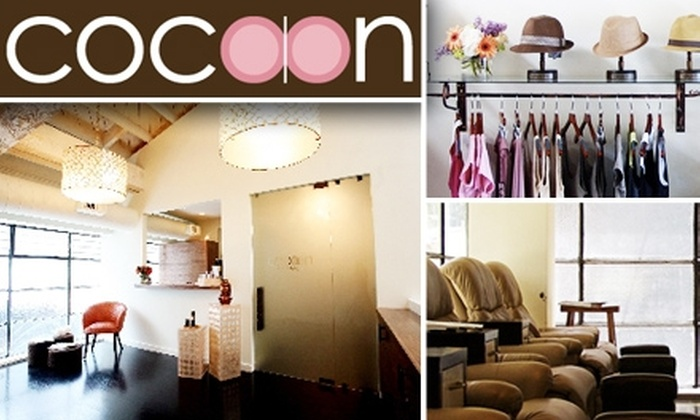 Cocoon Urban Day Spa - South Beach: $50 for $100 Worth of Services at Cocoon Urban Day Spa