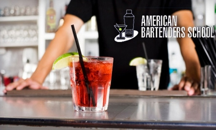 American Bartenders School - Chelsea: $49 for a Three-Hour Mixology for Dummies Class ($125 Value) or $149 for a 12-Hour Bartending Boot Camp ($295 Value) at American Bartenders School
