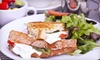 Cafe st. Tropez - Carmel: French-Inspired Dinner for Two or Four or Breakfast for Two at Café St. Tropez in Carmel (Up to 58% Off)