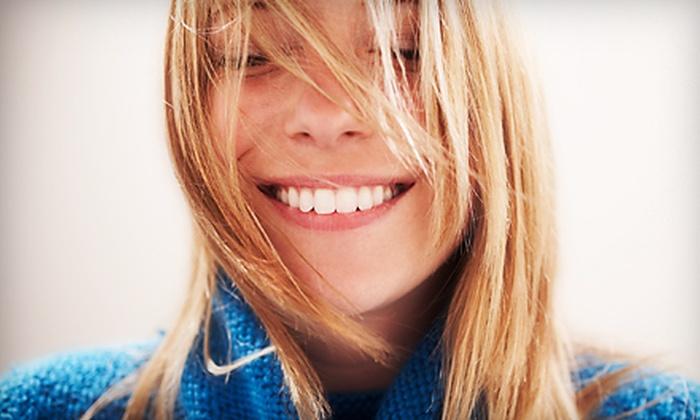 Dandune Dentistry - Santa Rosa: Exam, X-rays, and Cleaning or Exam, X-rays, Cleaning, and Take-Home Teeth-Whitening Kit at Dandune Dentistry