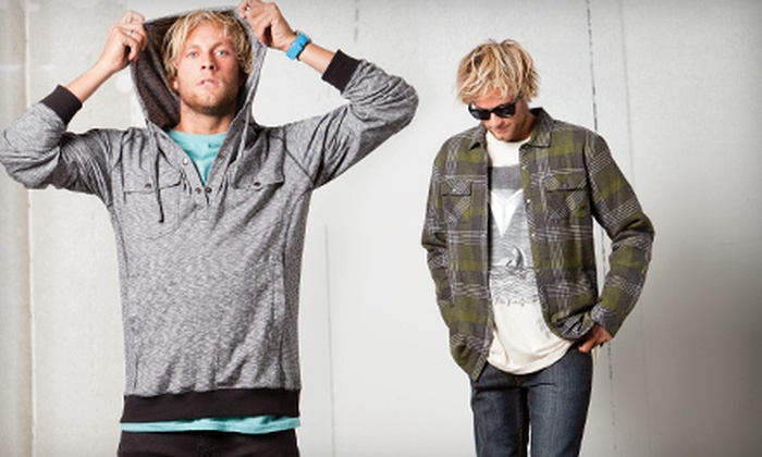 O'Neill - Los Angeles: $25 for $50 Worth of Surf Apparel and Accessories at O'Neill in Santa Monica